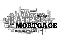 Why Mortgage Rates Rise When The Fed Cuts Rates Word Cloud