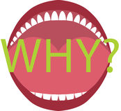 Why? Royalty Free Stock Images