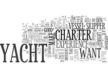 Why Own When You Can Charter A Yacht Word Cloud. WHY OWN WHEN YOU CAN CHARTER A YACHT TEXT WORD CLOUD CONCEPT Royalty Free Stock Images