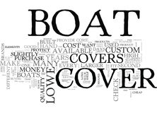 Why Pick A Lowe Boat Cover Word Cloud Royalty Free Stock Images