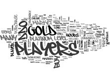 Why Players Buy Ddo Gold Platinum Word Cloud. WHY PLAYERS BUY DDO GOLD PLATINUM TEXT WORD CLOUD CONCEPT Royalty Free Stock Photography