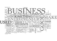 Why It S Best To Start A Business Before Your Th Birthday Word Cloud