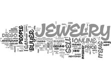 Why Should Consider Online San Diego Jewelry Buyer Services Word Cloud Stock Images