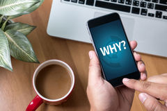 WHY? Stock Photography