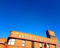 Whyalla Historische Architectuur Royalty-vrije Stock Foto