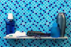 Wiórkarka i płukanka z dezodorantem zdjęcia royalty free