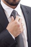 Wiązać krawat Obraz Stock