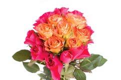 wiązek róże obrazy royalty free