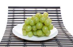 wiązek winogron zieleń Obrazy Stock