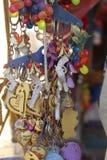 Wiązka medalion, Więcej lockts wpólnie fotografia royalty free