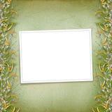 wiązki karciana zaproszenia wierzba ilustracji