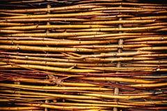 Więź Drewniane gałąź Fotografia Stock