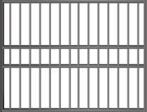 Więźniarscy bary Fotografia Royalty Free