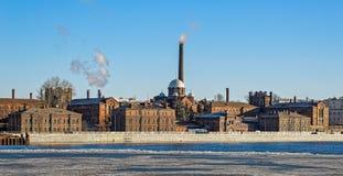 Więźniarski Kresty w Petersburg (krzyże) Zdjęcie Royalty Free