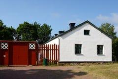 Więźniarski muzeum (budował w 1784) Zdjęcie Stock