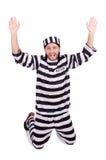 Więźniarski więzień Zdjęcia Royalty Free