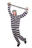 Więźniarski więzień Fotografia Royalty Free