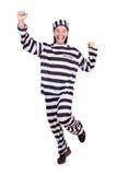 Więźniarski więzień Zdjęcie Royalty Free