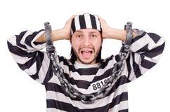 Więźniarski więzień Obrazy Stock