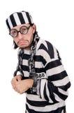 Więźniarski więzień odizolowywający Zdjęcia Royalty Free