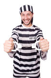 Więźniarski więzień odizolowywający Zdjęcie Stock