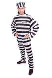 Więźniarski więzień odizolowywający Obrazy Stock