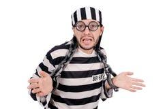 Więźniarski więzień odizolowywający Zdjęcie Royalty Free
