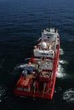 więc pobudzenia łodzi Fotografia Stock