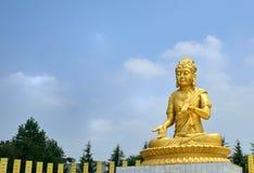 Więcej niż wokoło 1700 rok temu, Porcelanowa Xian famen świątynia Buddh Fotografia Royalty Free