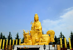 Więcej niż wokoło 1700 rok temu, Porcelanowa Xian famen świątynia Buddh Zdjęcia Stock