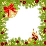 więcej toreb, Świąt oszronieją Klaus Santa niebo Zdjęcia Stock