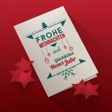 więcej toreb, Świąt oszronieją Klaus Santa niebo Zdjęcie Royalty Free