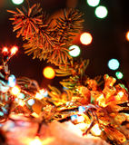 więcej toreb, Świąt oszronieją Klaus Santa niebo Zdjęcia Royalty Free