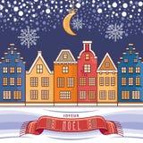 więcej toreb, Świąt oszronieją Klaus Santa niebo Joyeux Noel dekoruje ilustracji