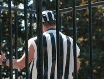 więzień Obraz Stock