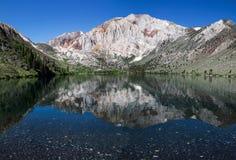 Więzień jezioro Kalifornia obraz stock
