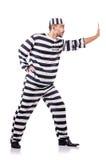 Więzień przestępca Zdjęcia Stock
