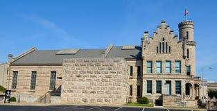 Więzienie i szeryf siedziba Fotografia Royalty Free