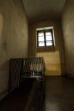 Więzienie komórka obraz royalty free