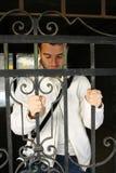 więzienie skała Zdjęcia Stock