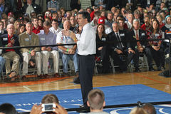 WI状态的GOP州长,斯科特步行者 免版税库存照片