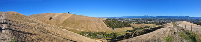 Więdnie wzgórze Zdjęcie Royalty Free