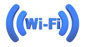 Wi-Fi Stockbild