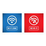 Wi-Fi Photo stock