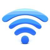 Wi-Fi 免版税库存照片