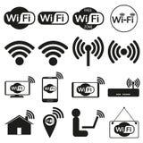Wi-Fi Photos stock
