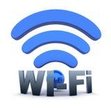 Wi-fi Stock Image