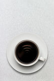 Wi-Fi coffee. Royalty Free Stock Images
