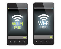 Wi fi is free Stock Photo