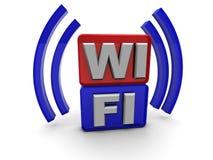 Wi-fi icon Stock Photography
